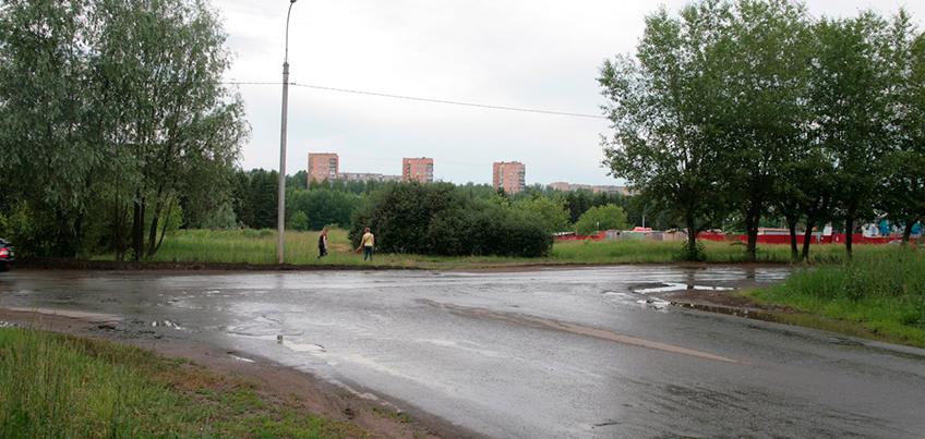 В Ижевске на улице Маслюкова сделают пешеходный переход