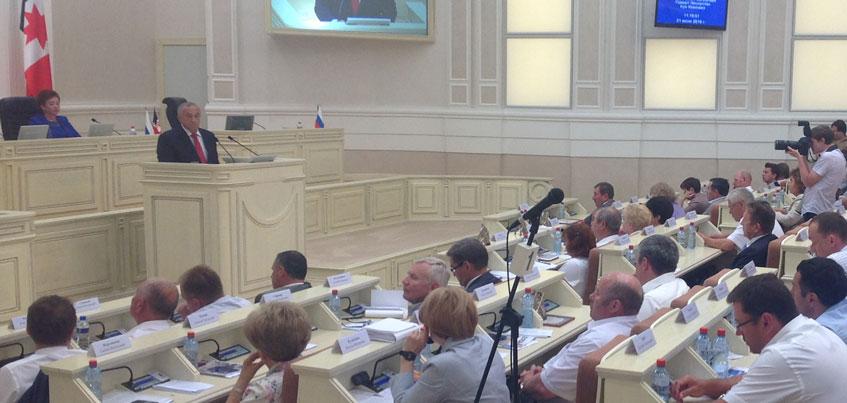 От лесника до министра. Рафис Касимов не прошел согласование в вице-премьеры Удмуртии