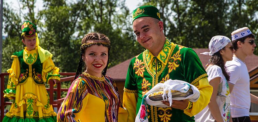 25 июня на спорткомплексе «Чекерил» пройдет городской праздник «Сабантуй»