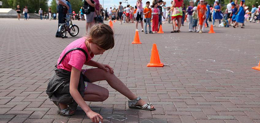 26 июня на Центральной площади Ижевска состоится акция «Молодежь за здоровый образ жизни»