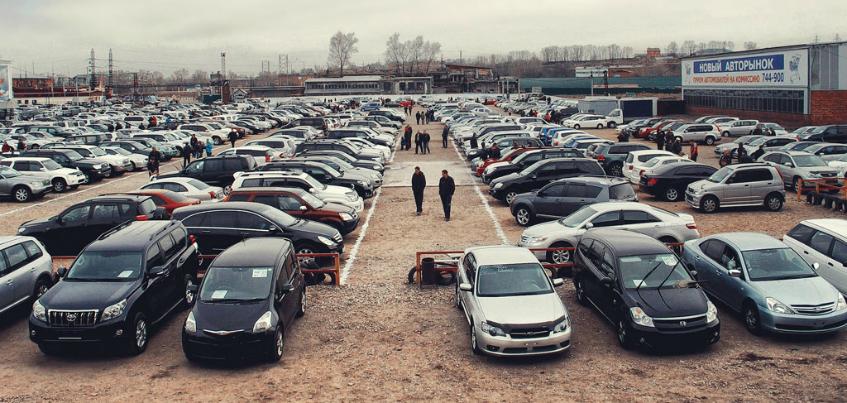 Жители Удмуртии стали чаще покупать подержанные автомобили