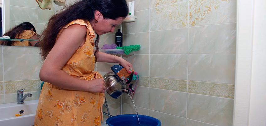 В Ижевске 23 июня дома в Индустриальном и Ленинском районах останутся без горячей воды