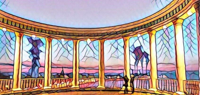 Ижевск через Призму: 9 фотографий города, пропущенных через популярное приложение