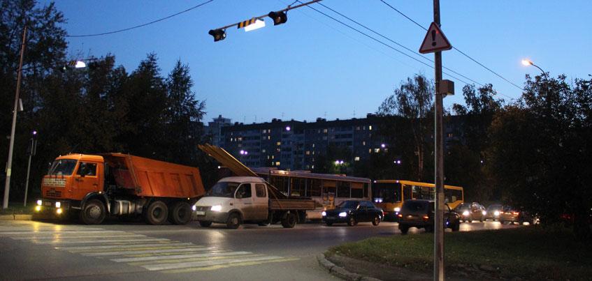 В Ижевске вводился режим жесткой экономии электричества
