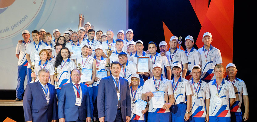 Работники Удмуртского РНУ приняли участие в III летней спартакиаде Урало-Приволжского региона