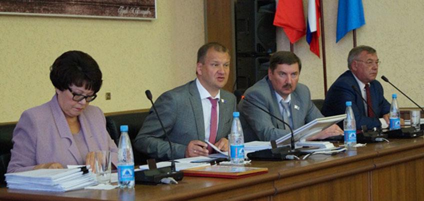 Решением депутатов Гордумы Ижевска внесены изменения в структуру Администрации столицы Удмуртии