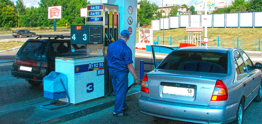 До конца лета бензин в Ижевске может подорожать на 2 рубля