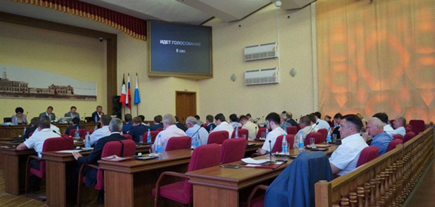 Депутаты Гордумы Ижевска внесли изменения в Положение о публичных слушаниях