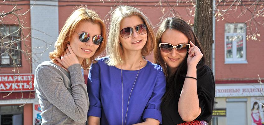 3 наивных вопроса про солнечные очки