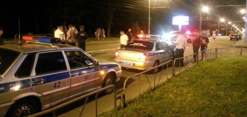 В Ижевске 19-летний водитель насмерть сбил пешехода на улице Ворошилова