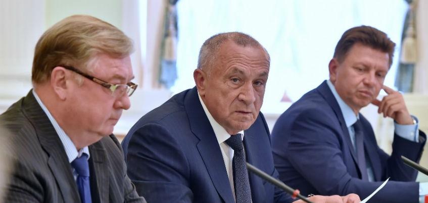 Визит Сергея Степашина и парламентская неделя в Удмуртии