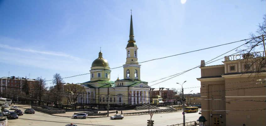 Собор Александра Невского в Ижевске отметит свое 200-летие