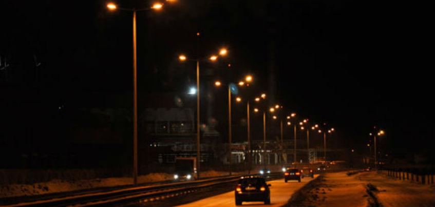 В Ижевске на Молодежной и Союзной погаснет ночное освещение