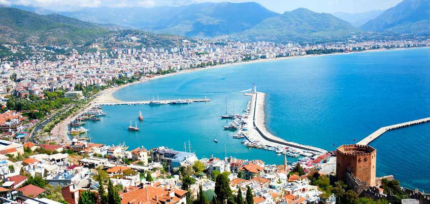 Жители Удмуртии снова смогут ездить отдыхать в Турцию по путевкам