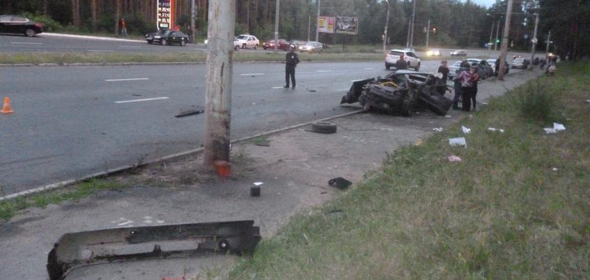 Водитель «четырнадцатой», который погиб в ДТП в Ижевске, не справился с управлением