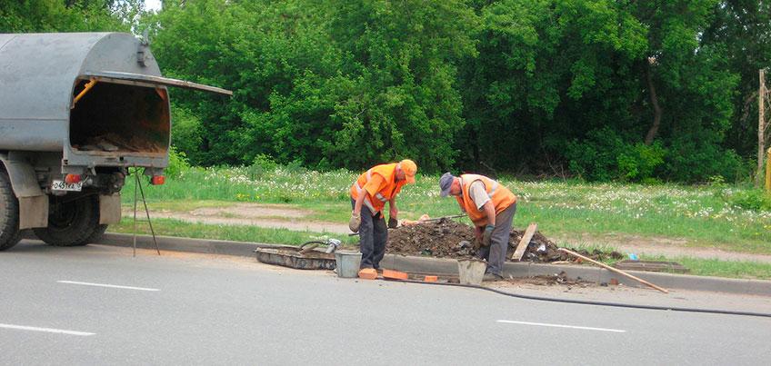 В этом году в Ижевске отремонтируют ливневки на трех улицах