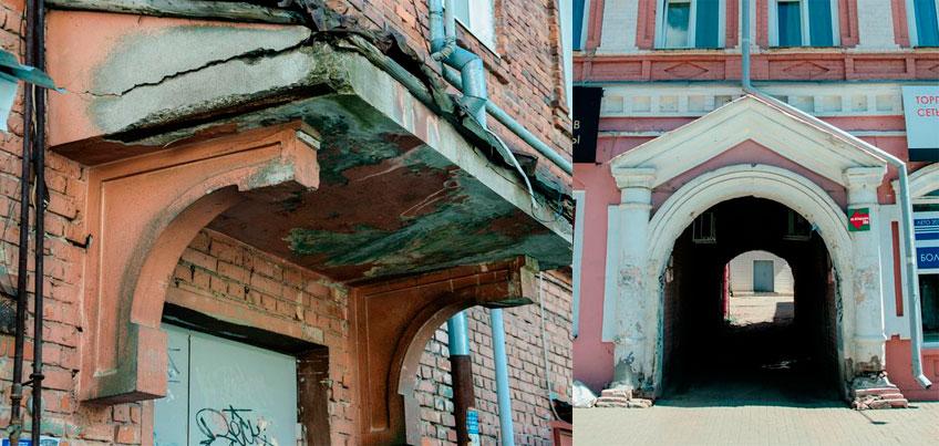 Прогулки по Ижевску: где в Ижевске сохранились уникальные двери в прошлое?