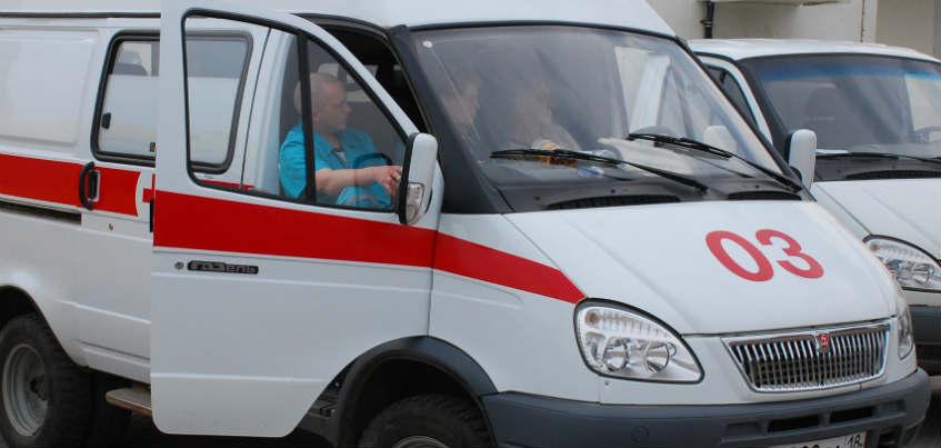 Половина парка автомобилей скорой помощи в Удмуртии будет обновлена