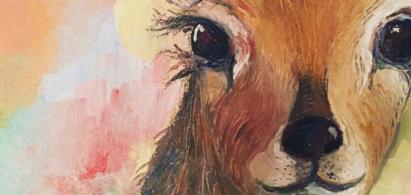 Инстаграм недели: педагог из школы искусств рисует истории о животных