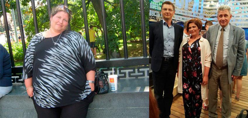 В новом выпуске программы «Пусть говорят» покажут ижевчанку, похудевшую со 180 килограммов