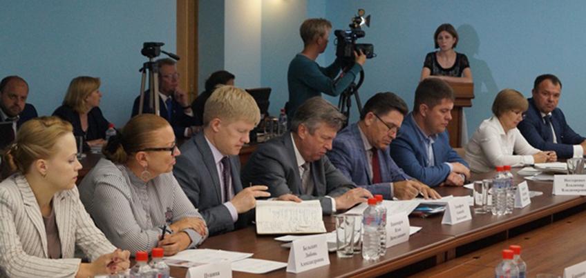 Глава Ижевска Юрий Тюрин провел заседание Инвестиционного совета города