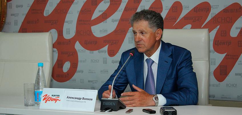 Александр Волков о свободе в сети: Государству должно быть дело до всего
