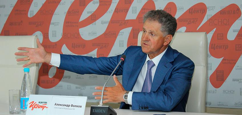 Александр Волков выступит за то, чтобы ужесточить наказание за управление автомобилем в пьяном виде