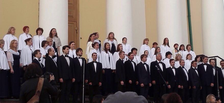 В Ижевске выступит любительский хор из Франции