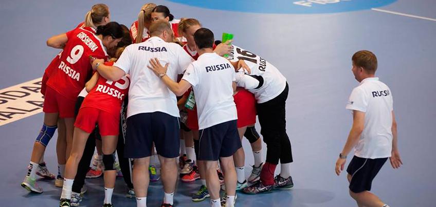 Гандболистки сборной России остались без медалей на студенческом чемпионате мира