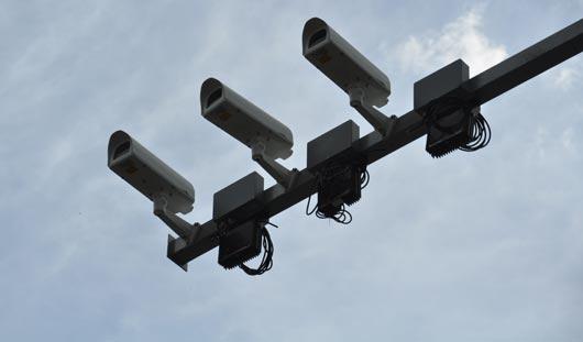 45 миллионов  штрафов насчитали видеокамеры на дорогах Ижевска