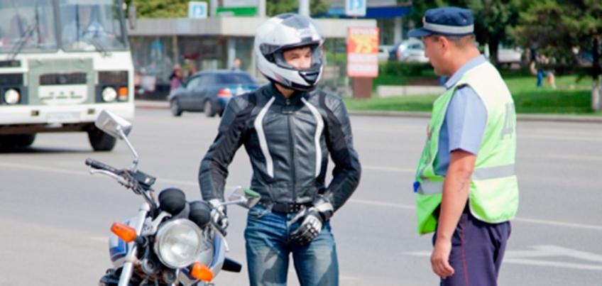 В Ижевске во время операции «Мотоциклист» выявили 43 нарушения