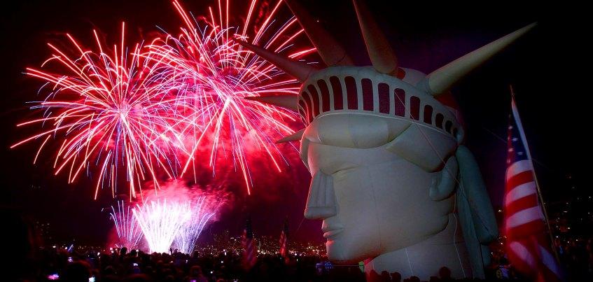 В Вашингтоне День Независимости завершили под музыку Петра Чайковского