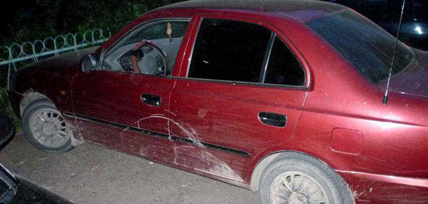 В Можгинском районе Удмуртии водитель сбил насмерть пешехода и скрылся