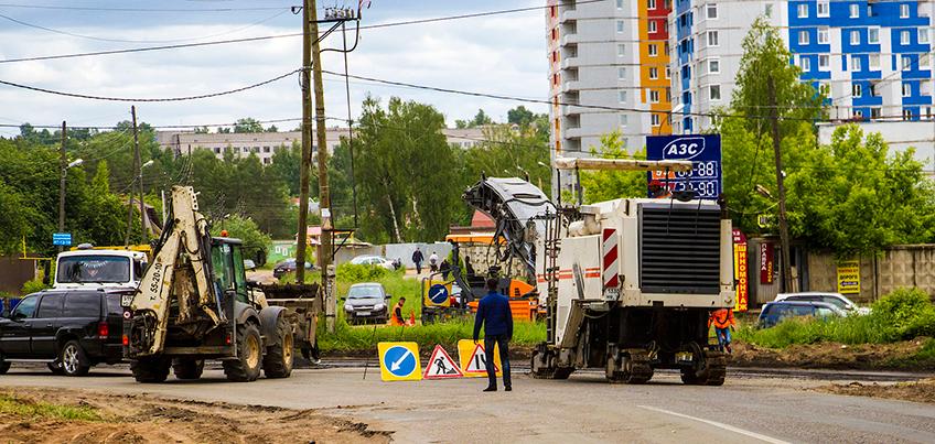 Ижевчане могут участвовать в контроле за дорожным ремонтом