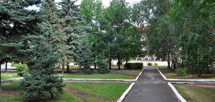 Сервис «Карта города» работает на официальном сайте Ижевска izh.ru