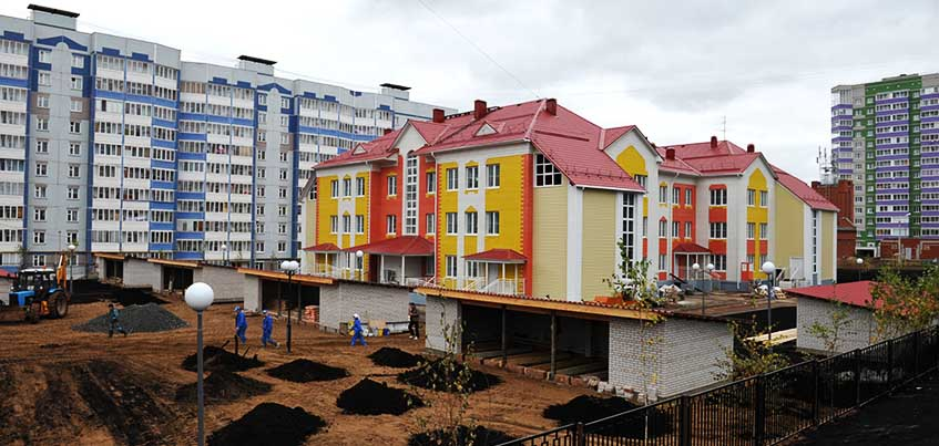 В Ижевске два старых детских сада передадут частникам для реконструкции