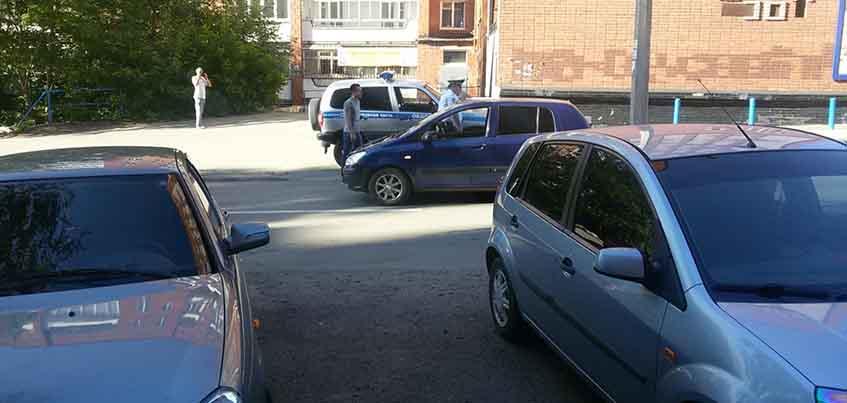 ГИБДД по Удмуртии: В Ижевске иномарка сбила 7-летнего мальчика