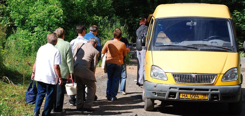 В Ижевске закрываются автобусные маршруты №№ 52 и 304