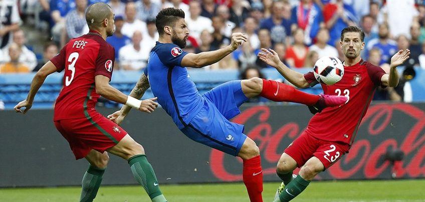 Сборная Португалии впервые в истории стала победителем Чемпионата Европы по футболу