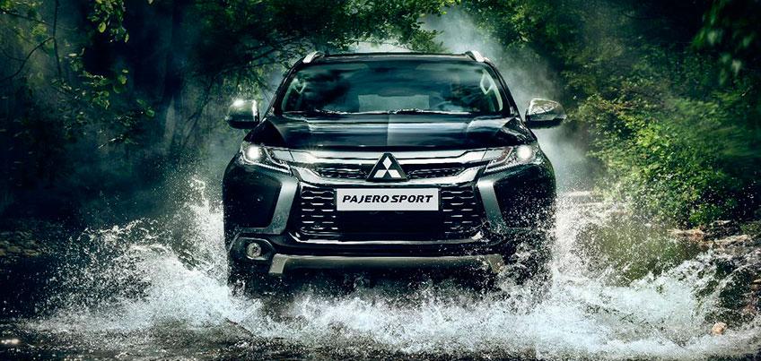 В «Гарант-Mitsubishi» стартуют продажи юбилейной модели Mitsubishi Outlander и нового Pajero Sport