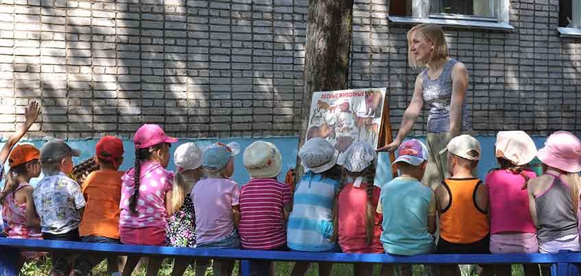 Ижевчанам расскажут о частных детских садах