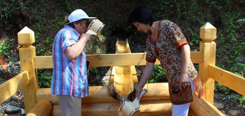 В Удмуртии появился новый семейный туристический проект «Тайны юкаменских родников»