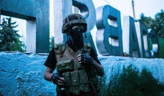 Армия Украины вновь начала обстрел Славянска
