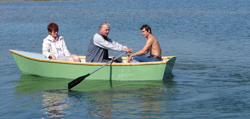 В Ленинградской области перевернулась лодка, в которой плыл житель Удмуртии