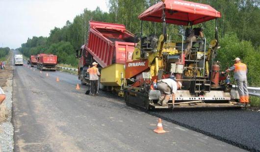 В Увинском районе началось строительство дороги Ува - Чекан - Областная