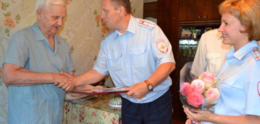 В Удмуртии ветеран Великой Отечественной войны отпраздновал 99 день рождения