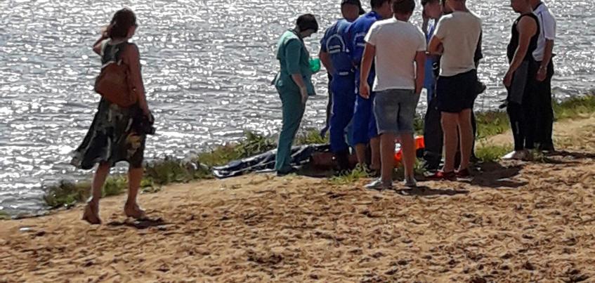 Днем в пруду Ижевска утонула молодая девушка