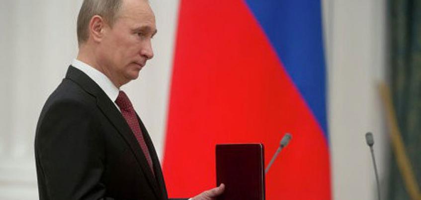 Владимир Путин наградил маляра, фрезеровщика, тракториста и доцента из Удмуртии