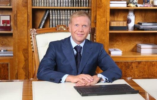 Спорткомплекс «Олимпийский» в Москве купил уроженец Удмуртии