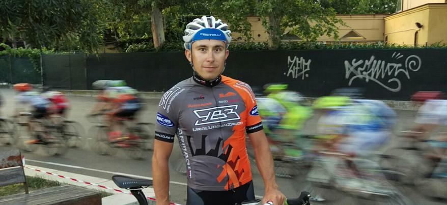 Велогонщик из Удмуртии Сергей Пудов выиграл «серебро» на этапе Кубка Мира